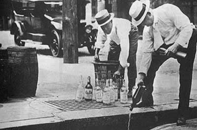 1920-1-2 American prohibition order is in force