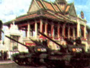 1979-1-7 Vietnamese troops occupied Cambodia