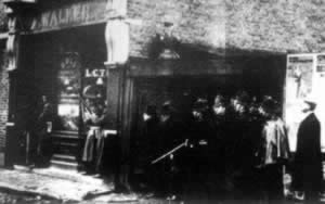1911-1-3 London police hate Russian anarchists