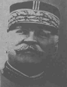 1931-1-3 The death of World War I, the French army Commander-in-Chief Joseph Joffre