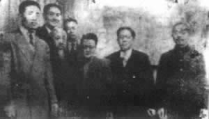 1948-1-5 The term of the Third Plenary Session of the China Democratic League decided to resume the NLD organizations
