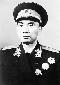 1983-1-6 Yong's death, the People's Liberation Army Deputy Chief of Staff