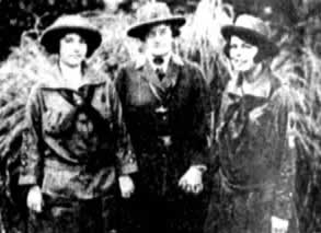 1927-1-17 The founder of the Girl Scouts of America Love died in Savannah