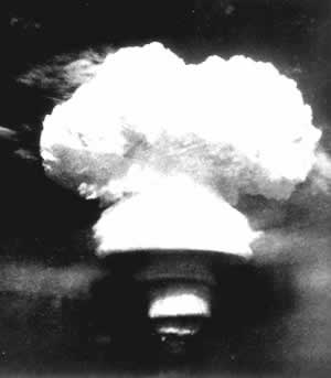 1972-1-7 A practical hydrogen bomb test successful