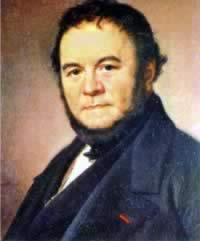 "1783-1-23 Stendhal's birthday, the author of ""The Red and the Black"""