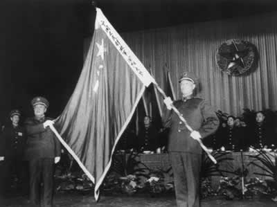 1986-1-15 The establishment of the People's Liberation Army National Defense University