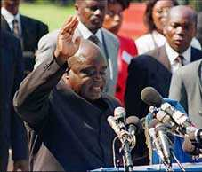 2001-1-16 The assassination of the head of state of the Democratic Republic of Congo