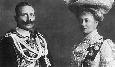 1920-1-16 Allies seeking the extradition of Kaiser Wilhelm II, was the Netherlands rejected