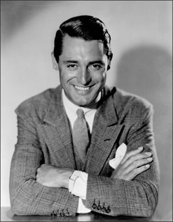 1904-1-18 Famous American actor Cary Grant was born