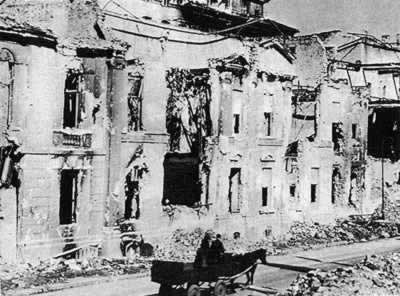 1943-1-30 Anglo-American Air Force attacked Berlin