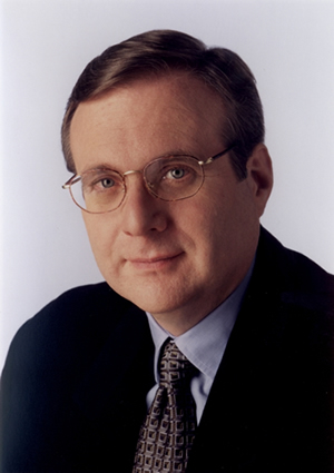 1953-1-21 Microsoft co-founder Paul Allen was born