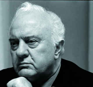 1928-1-25 The former Soviet Foreign Minister, the President of the Republic of Georgia, Shevardnadze's birthday