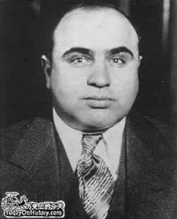1947-1-25 Famous Chicago gangster Capone died of stroke