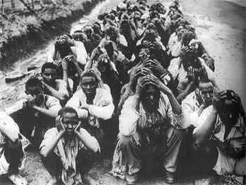 1955-1-31 Mau Mau movement in Kenya against British colonialism climax