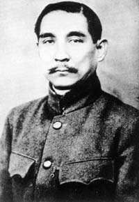 1903-10-5 Sun Yat-sen to establish China's Revolutionary Army