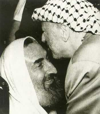 1997-10-1 Hamas founder Sheikh Ahmed Yassin was released