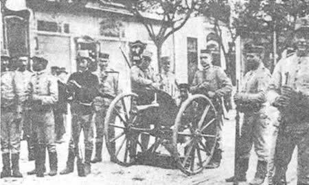 1910-10-4 The outbreak of the Portuguese revolution