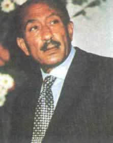 1970-10-5 Sadat succeeded Nasser served as President of Egypt