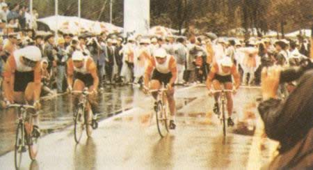 1986-10-5 Tenth Asian Games flame extinguished