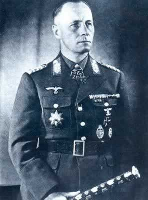 1944-10-14 German Field Marshal Rommel was forced to commit suicide
