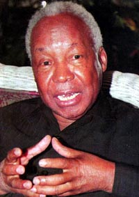 1999-10-14 The founding of the heads of state of Tanzania, former President Julius Nyerere died
