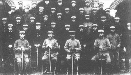 1911-10-22 Changsha success of the revolution