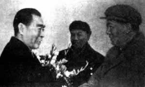 1961-10-15 Zhou Enlai to participate in the CPSU 22 to clarify the stance of the Communist Party