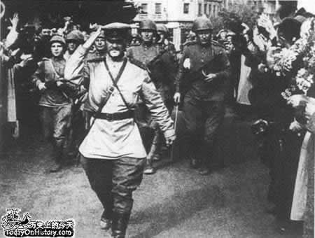 1944-10-20 The liberation of Belgrade