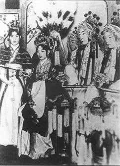 1924-10-20 Mei Lanfang went to Japan to tour