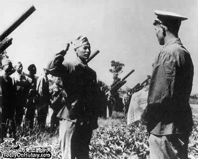 1958-10-20 Our army began shelling of Kinmen