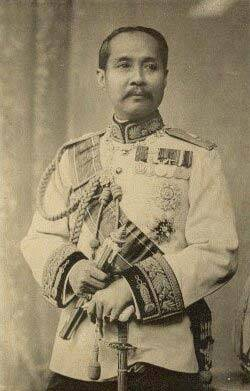 1910-10-23 The death of the founder of modern Thailand Chulalongkorn the Great