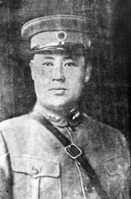 1948-10-24 Fu Zuoyi attack the CPC Central Committee unpaired