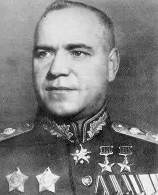 1957-11-3 World War II hero Zhukov was removed from office