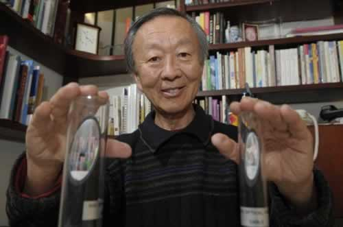 "1933-11-4 Charles Kao, born of Chinese ""Father of Fiber Optics"""