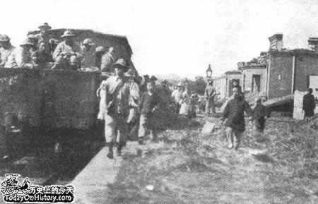 1926-11-1 The Crusaders captured Nanchang Sun Chuan-fang main was destroyed