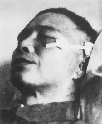1935-11-1 Of Wang Jingwei Nanjing's assassination