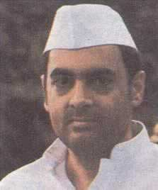 1984-11-1 Rajiv Gandhi became the Prime Minister of India