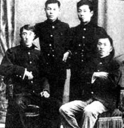 1905-11-2 Japan enacted the ban Chinese students Rules