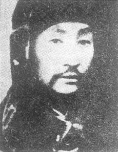 1931-11-4 Ma Zhanshan led his troops in fierce fighting with the army in the Jiangqiao