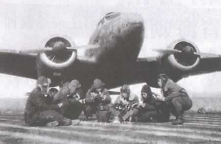 1949-11-11 The establishment of the People's Liberation Army Air Force