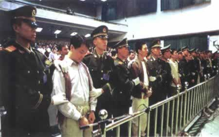 1998-11-12 Recidivism Cheung Tze-keung was sentenced to death