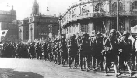1937-11-12 The end of the Battle of Shanghai