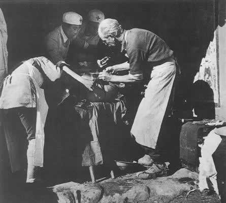 1939-11-12 International fighter Dr. Norman Bethune's death