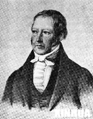 1831-11-14 The death of the famous German philosopher Hegel