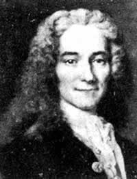 1694-11-21 Advocacy of the French Enlightenment, Voltaire's Birthday