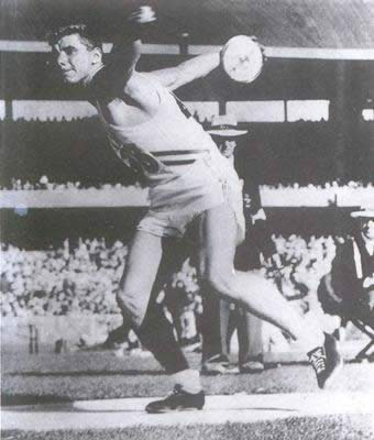 1956-11-22 Sixteenth Melbourne Olympic Games opening