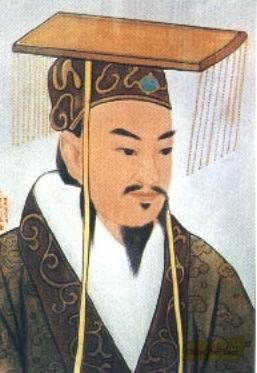 东汉光武帝刘秀定都于洛阳