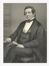 1859-11-28 The death of the American writer Washington Irving