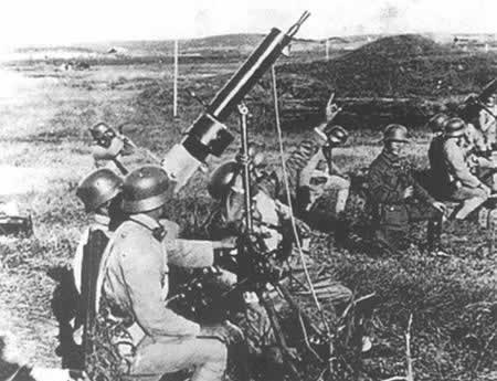 1937-12-1 Battle of Nanjing began