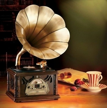 1877-12-6 Inventor Thomas Edison invented the world's first phonograph